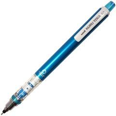 Механический карандаш 0,7 мм Uni Kuru Toga Standard (голубой)
