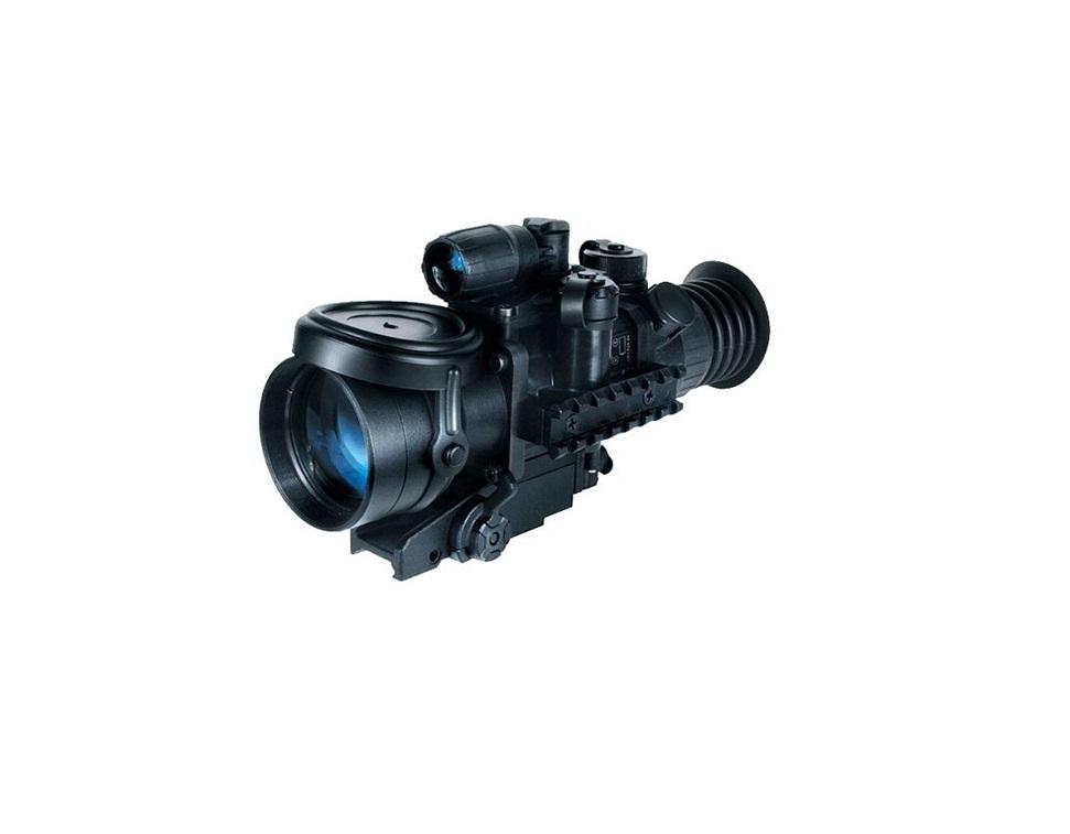 Прицел ночного видения Phantom 3x50 weaver 2+ поколение  сетка-маленький крестик или MilDot