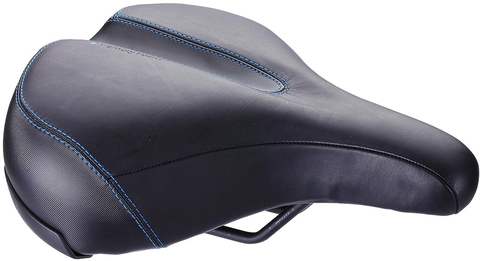седло BBB saddle ComfortPlus Upright Leather