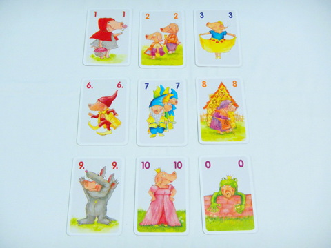 Настольная игра 10 свинок (PIG 10) Доставка бесплатно. Тренирует устный счет до 10. Сложение и вычитание.