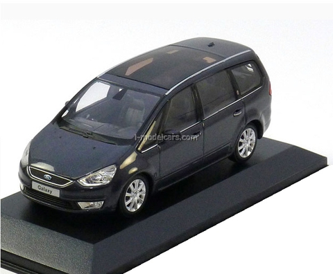 Ford Galaxy 2006 anthracite Minichamps 1:43