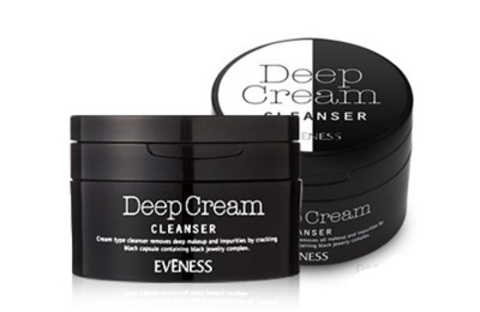 Eveness Premium Deep Cream Cleanser