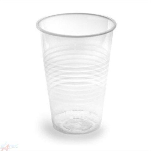 Стакан пластиковый одноразовый 250 мл (50 шт.)