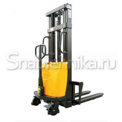 Штабелер гидравлический с электроподъемом NOBLELIFT DYC 1030