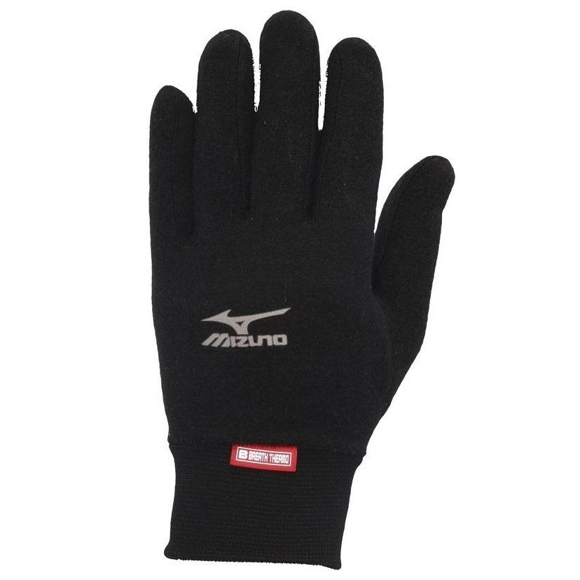 Перчатки для бега Mizuno BT Glove Fleece (73XBK062 09) унисекс