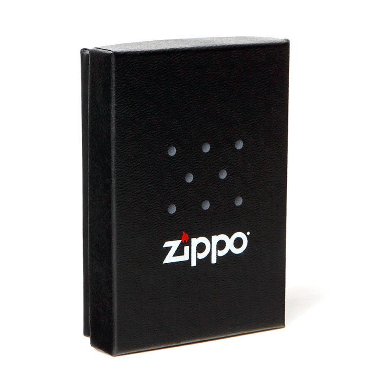 Зажигалка Zippo №200 Macho