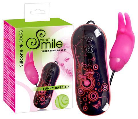 Smile Вибропуля Funky Rabbit, ORION (2,4х7 см)