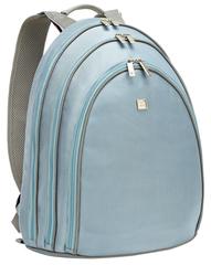 Рюкзак женский AGVER LTB200 Голубой