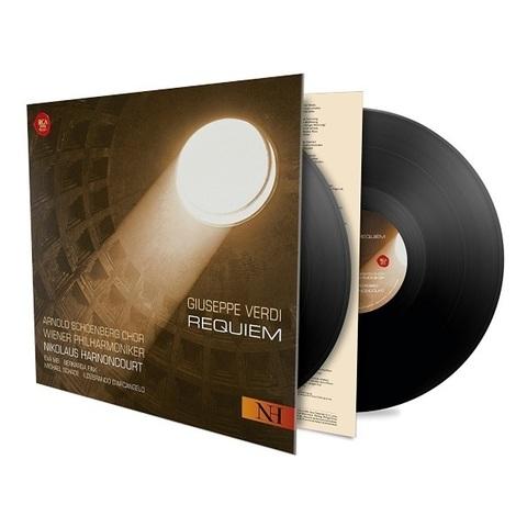 Nikolaus Harnoncourt / Verdi: Requiem (2LP)