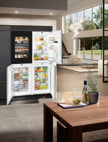 Холодильник side-by-side Liebherr SBSWgb 64I5