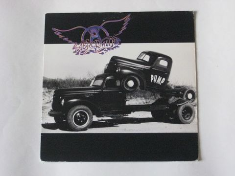 Aerosmith / Pump (LP)