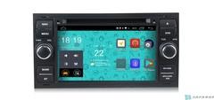 Штатная магнитола 4G/LTE Ford C-Max Android 7.1.1 Parafar PF149D (черный)