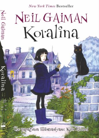 Koralina povesti, yazıçı Neil Gaiman, ISBN 9789952366259, Bakıda ucuza al