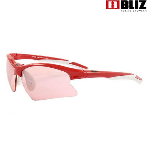 Очки BLIZ 9061-42 ACTIVE SPEED RED/WHITE