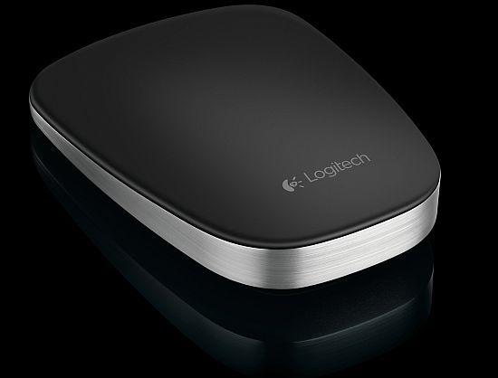 LOGITECH T630 Ultrathin Touch Mouse Black