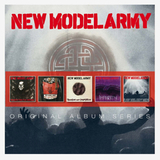 New Model Army / Original Album Series (5CD)