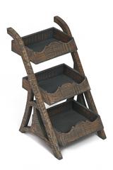 Полка Secret De Maison FLOQUE ( mod. 217-1120 ) — Античный коричневый / Antique brown