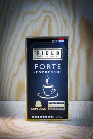 FIELD PREMIUM COFFEE Espresso Forte. Интернет магазин чая