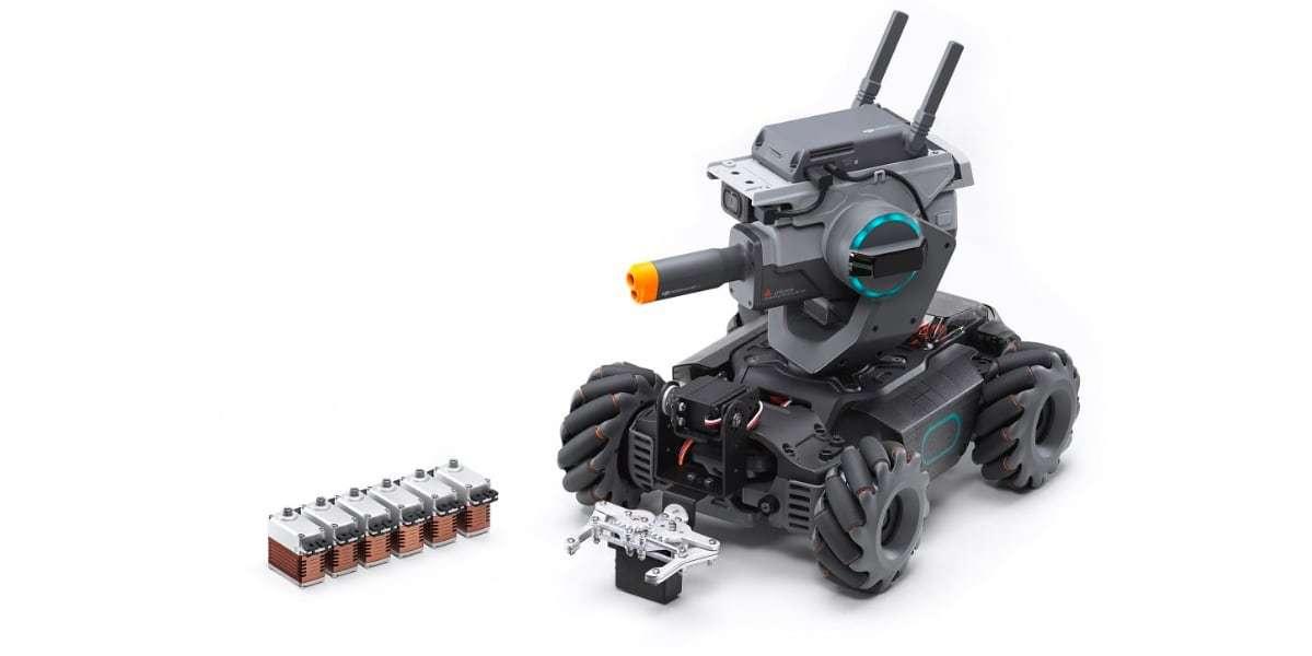 Робот DJI RoboMaster S1 комплект