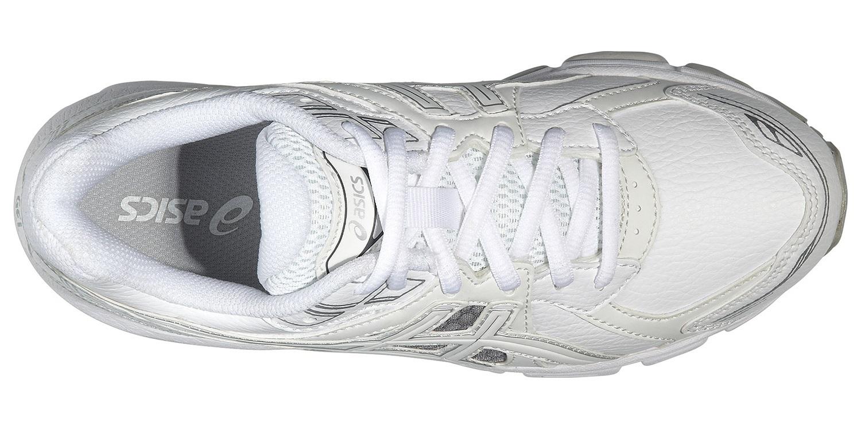 Детские кроссовки Asics Gel-Galaxy 7 SL GS (C443Y 0100) белые фото