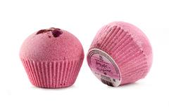 Шар-маффин для ванн Розовое настроение, 150g ТМ Мыловаров