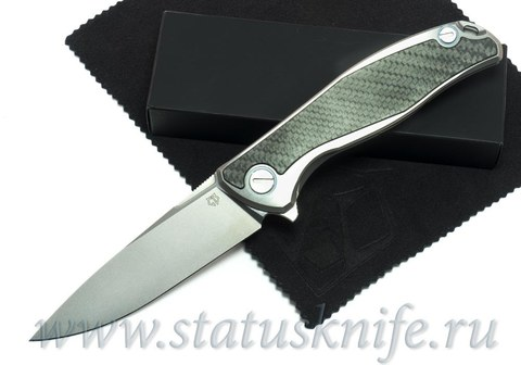 Нож Широгоров Ф95 CF S90V Кастом Дивижн
