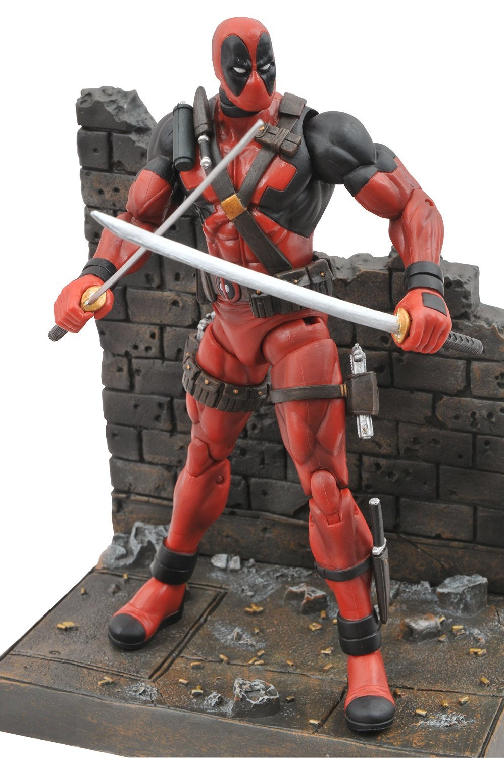 Марвел Селект фигурка Дэдпул — Marvel Select Deadpool Action Figure