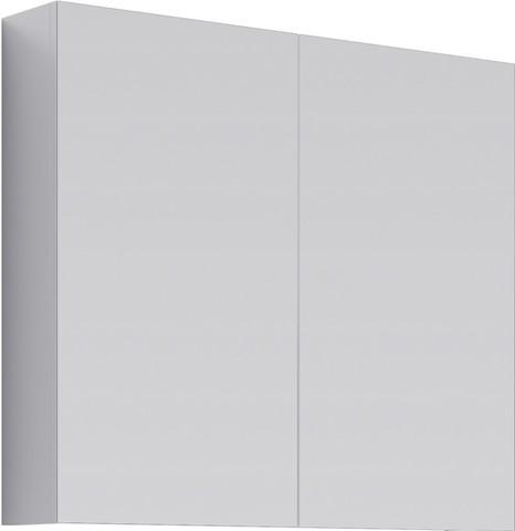 МС шкаф-зеркало, цвет белый, МС.04.08,