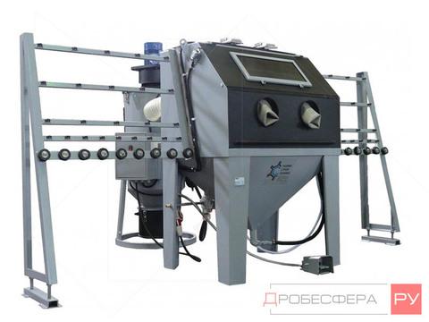 Пескоструйная камера для стекла PST КСО-110 И-С-ФВР-М
