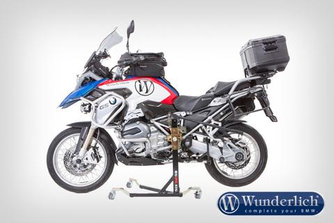 Центральный стенд Bursig BMW R1200GS + Adv. LC  черный