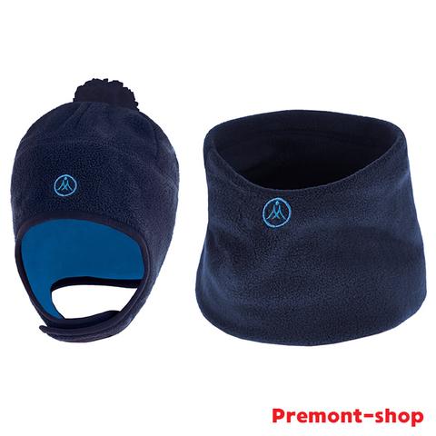 Шапка и шарф-снуд Premont WP93872 GREY