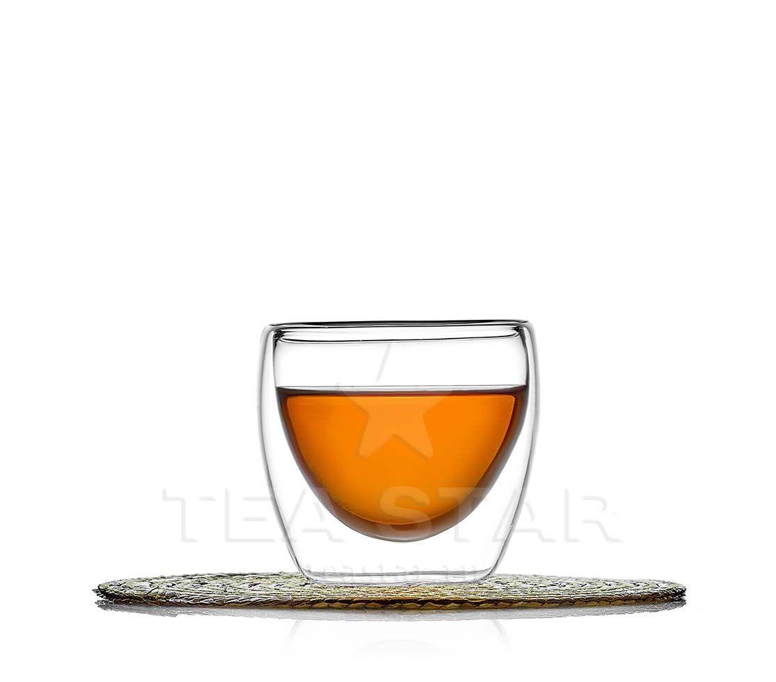 Чашки с двойными стенками Чашка с двойными стенками из стекла Ландыш 100 мл piala_dvoynie_stenki_Landish_100m.jpg