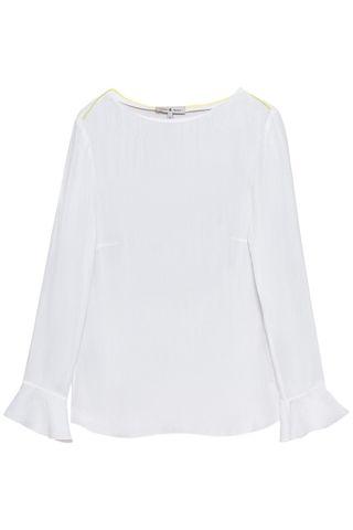 Блуза БЕЛЫЙ КОРАЛ