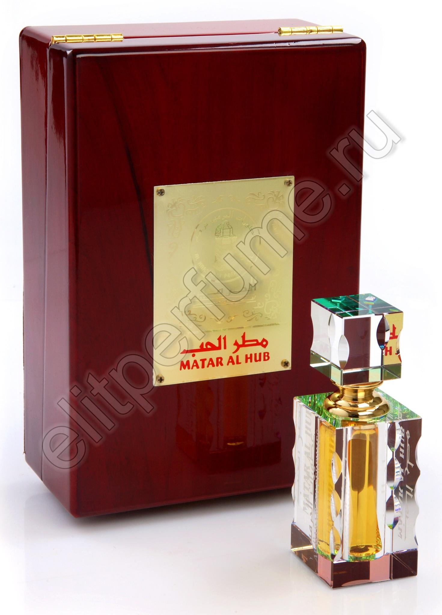 Матар Аль Хуб /  Matar Al Hub 12 мл арабские масляные духи от Аль Харамайн Al Haramain Perfumes