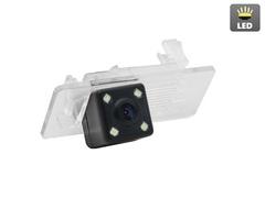 Камера заднего вида для Skoda Superb II 13+ Avis AVS112CPR (#134)