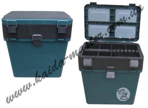 Коробка для рыбалки Kaida ZX-029 двухярусный