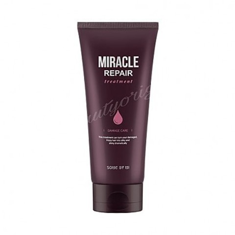 Лечение для волос SOME BY MI Miracle Repair Treatment 180g