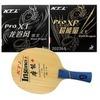 KTL Instinct+ и накладки: KTL Pro XP/KTL Pro XT
