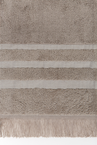 Набор полотенец 3 шт Devilla Island мокрый песок