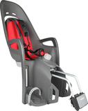 Велосипедное кресло на раму Hamax Caress Zenith Relax серый-красный