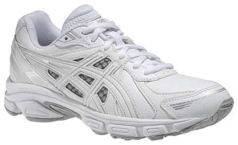 Детские кроссовки Asics Gel-Galaxy 7 SL GS белые