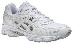 Детские кроссовки Asics Gel-Galaxy 7 SL GS (C443Y 0100) белые