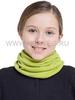 Детский теплый баф с шерстью мериноса Norveg Монстр 7WBU салатовый