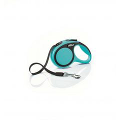 Flexi рулетка New Comfort XS ремень, длина 3 м / вес собаки до 12 кг синий