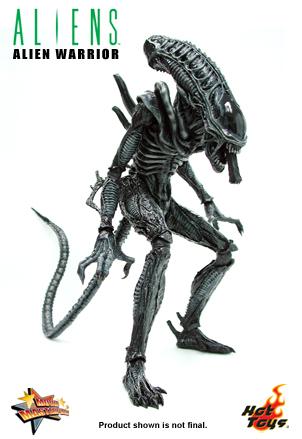 Aliens - Alien Warrior Model Kit MMS38