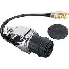 Водонепроницаемая кнопка для электрооборудования на руль мотоцикла