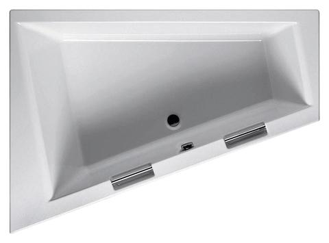 Акриловая ванна Riho DOPPIO 180х130 R