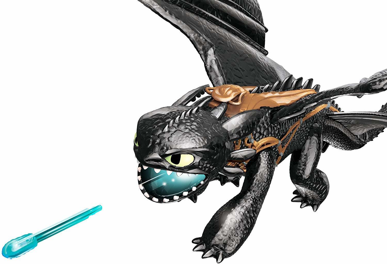 Как приручить дракона игрушка Беззубик