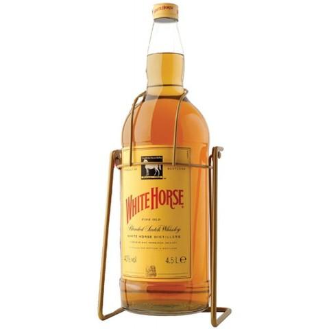 Виски Уайт Хорс шотландский купажированный 4,5л П/У