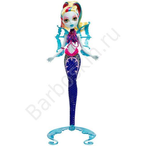 Кукла Monster High Лагуна Блю (Lagoona Blue) - Большой Скарьерный Риф (Great Scarrier Reef), Mattel